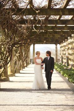 Elegant Biltmore Estate Wedding {Meltilly Photography}