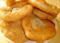Slovak Recipes, Czech Recipes, Ethnic Recipes, Croation Recipes, Snacks, Onion Rings, Naan, Quick Meals, Food And Drink