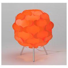 FILLSTA Table lamp - orange - IKEA