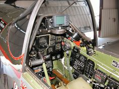 P-51 D Mustang Cockpit | Thread: P51 - Big Beautifull Doll