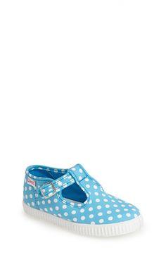 Cienta T-Strap Sneaker (Walker & Toddler) available at #Nordstrom
