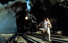 Jerry O'connell River Phoenix Stand by Me Chased by Steam Train Poster or Photo King Kong, Great Films, Good Movies, Os Goonies, Jerry O'connell, Train Posters, Natural Sleep Aids, Cinema, River Phoenix