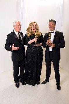Adele Instagram, Oscar Academy, Academy Awards, Adele Love, Adele Photos, Adele Adkins, The Emmys, Richard Gere, Portrait