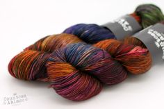 Earth Tones - The Exotic Traveller 4ply - Camel & Silk