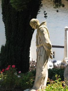 Junipero Serra at Mission Dolores