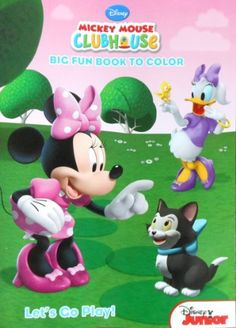 Disney Mickey Mouse Set 12 Coloured Chalk With Holder for Kids Playtime Arts