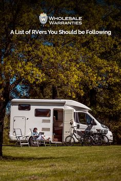 If you like keeping up with your fellow RVers, this is the list for you! RVers who document and share their RVing experiences with others are extremely important for our community. Learning through someone else's experience can help you in your RV journey! We rounded up some of our seasoned favorites and broke them up into three categories: Follows for Full-Timers, Families, and Educational RVers. Rv Life, Recreational Vehicles, Families, Journey, Community, Learning, Studying, Camper, My Family
