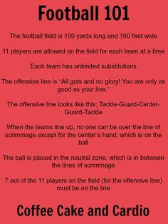 American football, american football lines, american football band, us football, Football For Dummies, Football 101, Football Rules, Football Cheer, Football Tailgate, Youth Football, Football Humor, Football Shirts, Football Mom Quotes