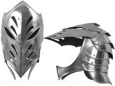 Armageddon Fantasy Helmet | My Crusader Sword - crusader, knight sword and medieval, fantasy weapons collections