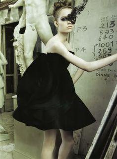 Fashionable Shenanigans: Sunday Shenanigans: Haute Couture Halloween