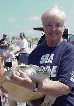 Karen Beasley Sea Turtle Rescue and Rehabilitation Center; A Sea Turtle Hospital on Topsail Island, NC