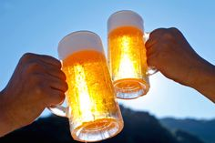 For preventing a hangover, wine first or beer first? & & & & & & & In drinking lore, it's said that having beer before wine, instead of the other way around, can help prevent . Beer Before Wine, Malta, Beer Health Benefits, National Beer Day, Old Fashioned Drink, Sports Drink, Gluten, Beer Festival, Best Beer