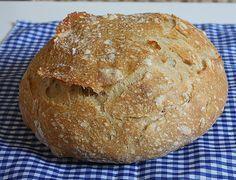 Chleba bez hnětení - aneb můj bestseller mezi chleby