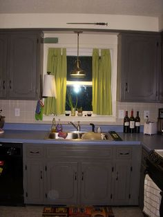 The Tang Way: Rust-oleum Cabinet Transformation- Get your Transformation On! Cabinet Transformations, Rust, Kitchen Cabinets, New Homes, Mirror, Furniture, Home Decor, Decoration Home, Room Decor