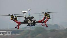 Flycker X4 Scorpion and high power 980kv motors