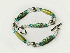 Homespun with Heart: Beautiful Beads...