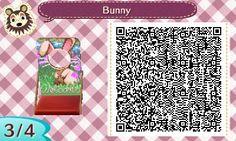 #bunny #acnl #easter #faceboard