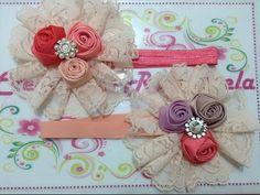 Tiara de boton de rosa Creaciones Rosa Isela VIDEO No. 232 - YouTube