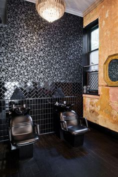 An amazing hair salon