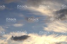 Sunset Sky Background royalty-free stock photo Sky Photos, Sunset Sky, Image Now, Royalty Free Stock Photos, Clouds, Nature, Photography, Naturaleza, Photograph
