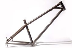 BTR Fabrications Belter - Downhill hardtail frame