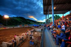 Steamboat Rodeo by ap0013, via Flickr