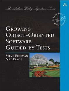 Growing Object-Oriented Software, Guided by Tests by Steve Freeman. $27.19