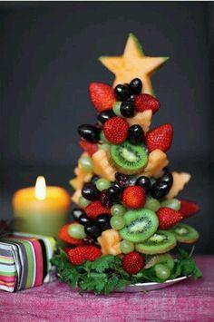 kerstboom fruit