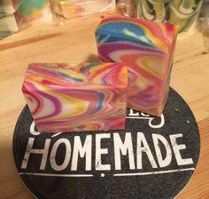 Tropicolada handmade Soap