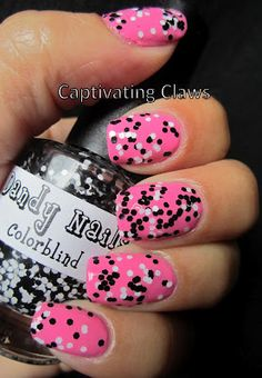 Captivating Claws: Dandy Nails Colorblind