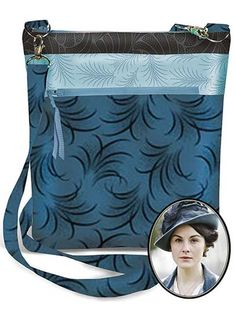 Barbados Bag Downton Abbey Fabric & Accessories Set Sewing Pattern
