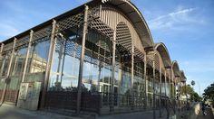 Mercado del Barranco, obra de Gustave Eiffel