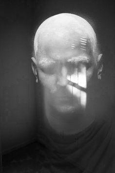 #blackandwhiteexposure #doubleexposure #portrait #man #sunlight