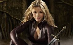 Tabrett Bethell Legend of the Seeker - This HD Tabrett Bethell Legend of the Seeker wallpaper is based on Legend of the Seeker N/A. It released on N/A and starring Craig Horner, Bridget Regan, Bruce Spence, Craig Parker. The storyline of this Action, Adventure, Drama, Fantasy N/A is about: After the mysterious murder of his father, a... - http://muviwallpapers.com/tabrett-bethell-legend-seeker.html #Bethell, #Legend, #Seeker, #Tabrett #TVSeries