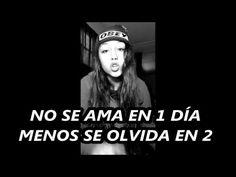 Tu eras todo para mi - Dharlyn Lobos - YouTube