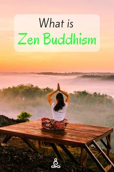 Zen Buddhism is the practice where disciples learn from their master through direct understanding of zazen rather than learning from sutras and doctrine Zen Buddhism is w. Buddhism For Beginners, Meditation For Beginners, Meditation Techniques, Daily Meditation, Meditation Center, What Is Zen Buddhism, Zen Buddhism Quotes, Vipassana Meditation, Meditation Buddhism