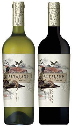 bottle altaland torrontes