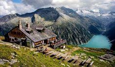 Mayrhofen, Austria (by Robert J Heath)