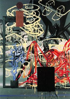 David Salle / The Forst