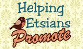 Helping Etsians Promote - Etsy Teams