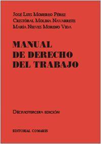 Manual de derecho sindical / José Luis Monereo Pérez, Cristóbal Molina Navarrete, María Nieves Moreno Vida