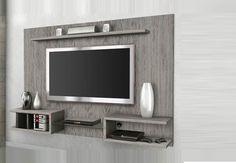 Panel colgante Zeus- Factory Muebles - fabrica de muebles de melamina, placards, racks lcd, muebles a medida