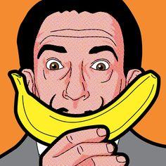 POP ICON - Salvadore Warhol