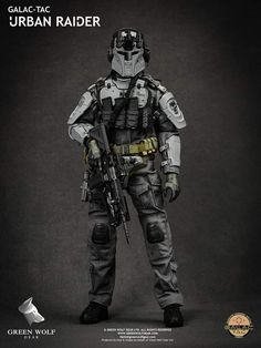 The latest news and ideas that are worth sharing. Military Action Figures, Custom Action Figures, Galac Tac Armor, Gi Joe, Rpg Cyberpunk, Character Art, Character Design, Mandalorian Cosplay, Tactical Armor