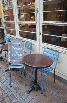 L'Eclair, Rue Cler