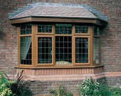Bay window - exterior