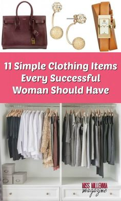 11 Simple Clothing I