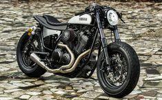 2016 Yamaha Yard Built XV950 'Speed Iron' by Moto di Ferro