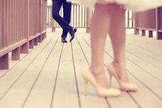 Bride and groom's feet #wedding #photography
