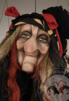 foto: Cute Witch Puppet